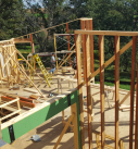 framing walls for new home