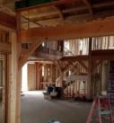 Interior timbers