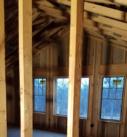 Timber interior framing