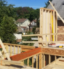 Second story framing