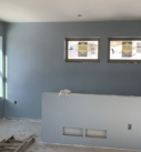 paint and drywall