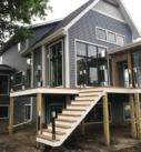exterior custom porch