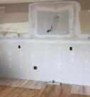 kitchen drywall repair