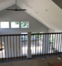 finished loft