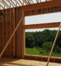 Framing for a large window
