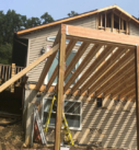 addition framing continues