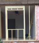exterior framing