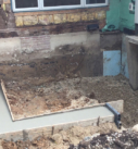 footings for addition