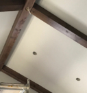 ceiling wood beams