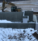backfilling the foundation